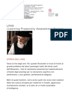 LPAD Learning Propensity Assessment Device del Metodo Feuerstein