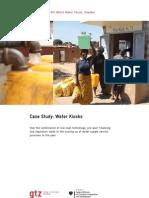 Case Study_GIZ_Water Kiosks