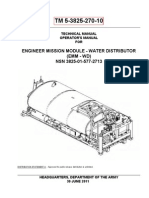TM 5-3825-270-10      ENGINEER MISSION MODULE  WATER DISTRIBUTION