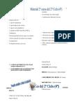 Material Curso 2010 - 2011 Cuarto