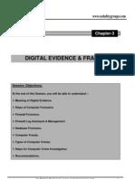 Ch3 - Digital Evidence & Frauds