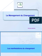 ManagementChangement