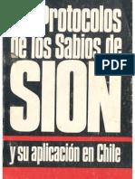 Los Protocolos de los Sabios de Sion y su aplicacion en Chile