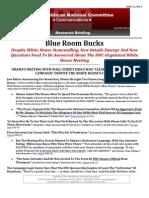 Blue Room Bucks