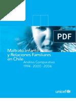 Maltrato Infantil y Relaciones Familiares en Chile