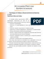 2010-1 Tads 3 Sistemas de Banco de Dados