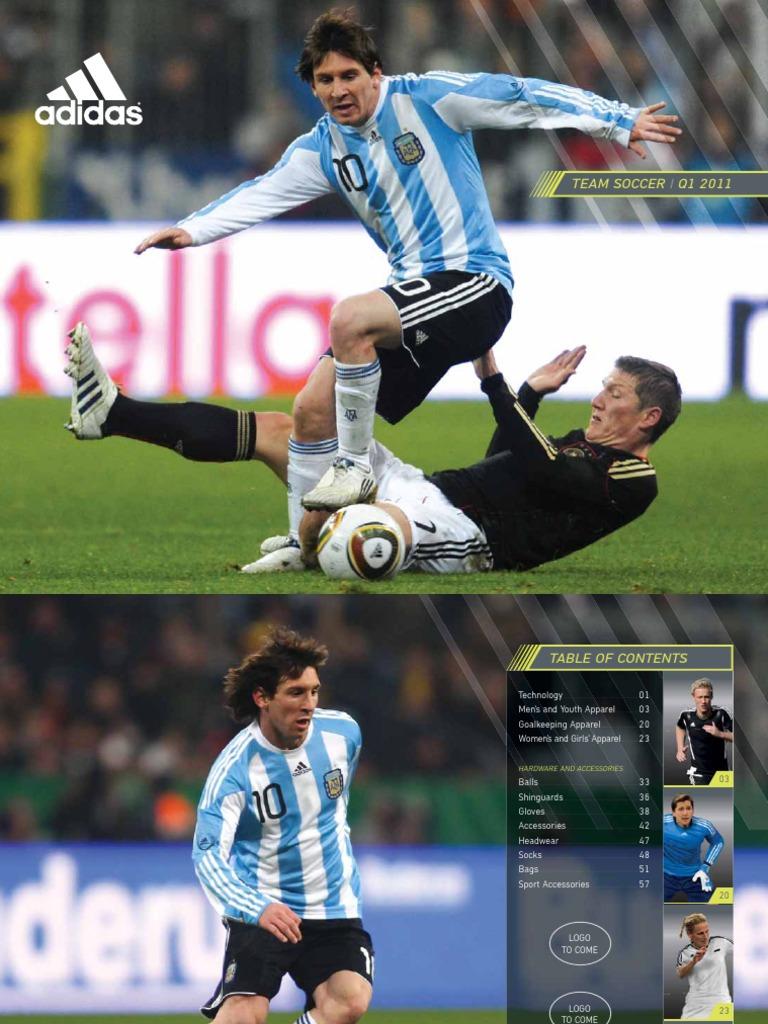 07e41bea1c3e Adidas Team Soccer (Q1 2011)