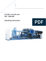 CO2 and NH3 Operation Manual