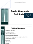 NetApp Basic Concepts Quick Start Guide