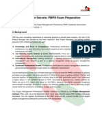 PMP Exam Preparation Course