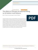 118 Years of Fishing in UK