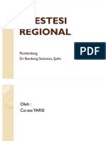 Anestesi Regional Edited