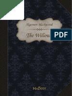 Algernon Blackwood - The Willows