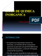 Quimica Inorganic A So