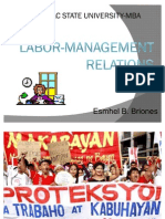 Labor Management Relations