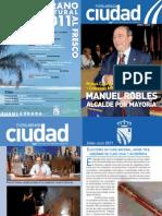 16 p. Revista Fuenlabrada Ciudad - junio julio 2011
