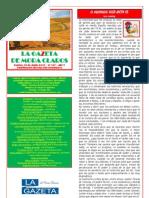 La Gazeta de Mora Claros nº 117 - 24062011