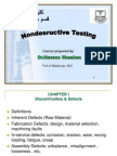 NDT Course