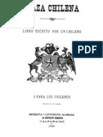 La Raza Chilena por Nicolas Palacios