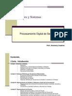 Clases de Procesamiento Digital de Señales_I