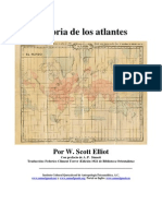 Historia de Los Atlantes - Scott Elliot