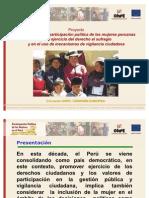 Presentacion Transfer en CIA Ayacucho 16 Oct