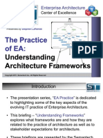 Enterprise Architecture Frameworks