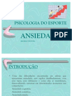 Psicologia Do Esporte - Slides Micha