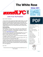 YAAEYC Winter Newsletter 2011