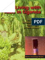 Living With Aids in Uganda, Statistical Analysis contact , Jairus Ounza Muhehe, ounza2002@agric.mak.ac.ug
