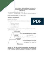 AJUSTE Y REVISIÓN DE PLANES DE ORDENAMIENTO