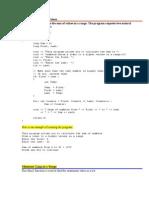 c++ Programs Example