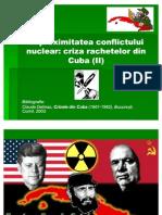 CRIZA RACHETELOR DIN CUBA-Prezentare 2,Neg Si Conflict
