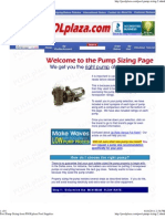 Pool Pump Sizing From POOLplaza Pool Supplies