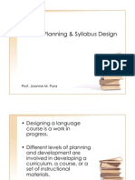 Course Planning & Syllabus Design (2)