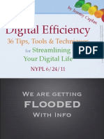Digital Efficiency for the New York Public Library Staff