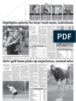 Spring Sports Review 062311