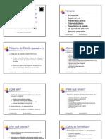 Tecnicas Digitales II-R4052-2010-Maquina de Estado