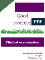 Clinical Ex