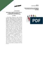 Estructuras Organizacionales de Las Universidades Venezolanas