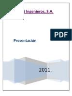 Presentacion LFG Ings.