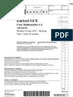 C4 June 2011 Official Paper