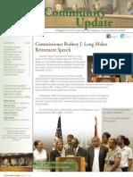 Community Update Newsletter (June, 2011)