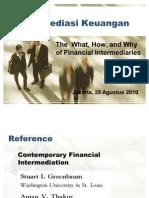 Financial Intermediaries