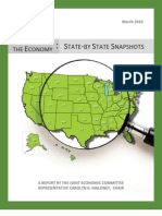 March 2010 Report State-By-State
