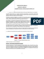 Propuesta Gordillo 2011