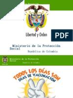 VACUNAS Actualizado a Junio 2010