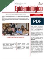 Estadísticas de Salud. Venezuela. Boletín Epidemiológico. Semana 22 del 29 de Mayo al 04  de Junio  2011. Ministerio  Salud de Venezuela