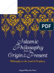 Islamic Philosophy From Its Origin to the Present - Philosophy in the Land of Prophecy