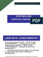 EPISTEMIOLOGIA